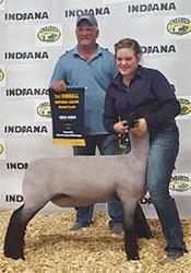Williams Diamond W Club Lambs :: Winners